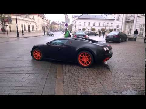 bugatti veyron 16 4 grand sport vitesse world start up sound youtube. Black Bedroom Furniture Sets. Home Design Ideas