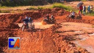 Atalaya: Por el Aniversario de la Provincia se Realizó la Carrera de Motokar