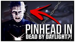 Is PINHEAD Coming to Dead by Daylight?! | Chapter 15 Teaser Trailer