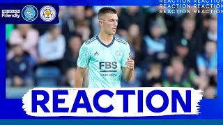 'We're Getting Fitter' - Luke Thomas | Wycombe Wanderers 1 Leicester City 0 | Foxes In Pre-Season