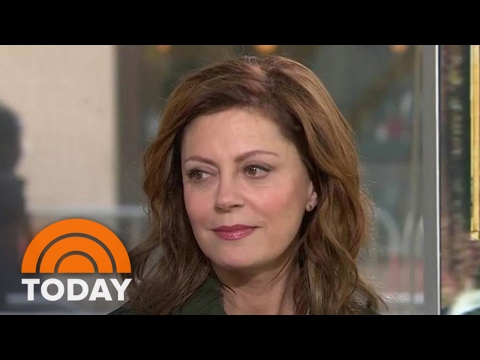 Susan Sarandon Talks About Playing Bette Davis In 'Feud'  TODAY