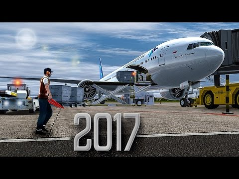New Flight Simulator 2017 - P3D 3.4 [Stunning Realism]
