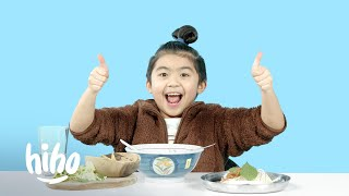 Kids Try Soups From Around The World   HiHo Kids