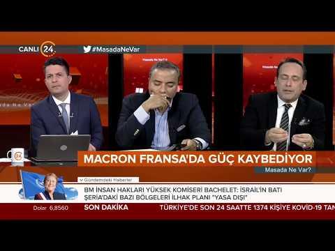 Murat Çiçek ve Hikmet Genç ile Günün Manşeti - 29 05 2020из YouTube · Длительность: 54 мин13 с