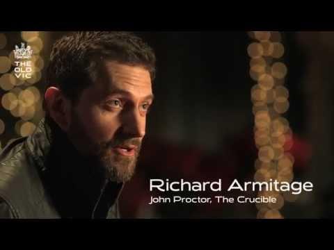 Richard Armitage, The Crucible