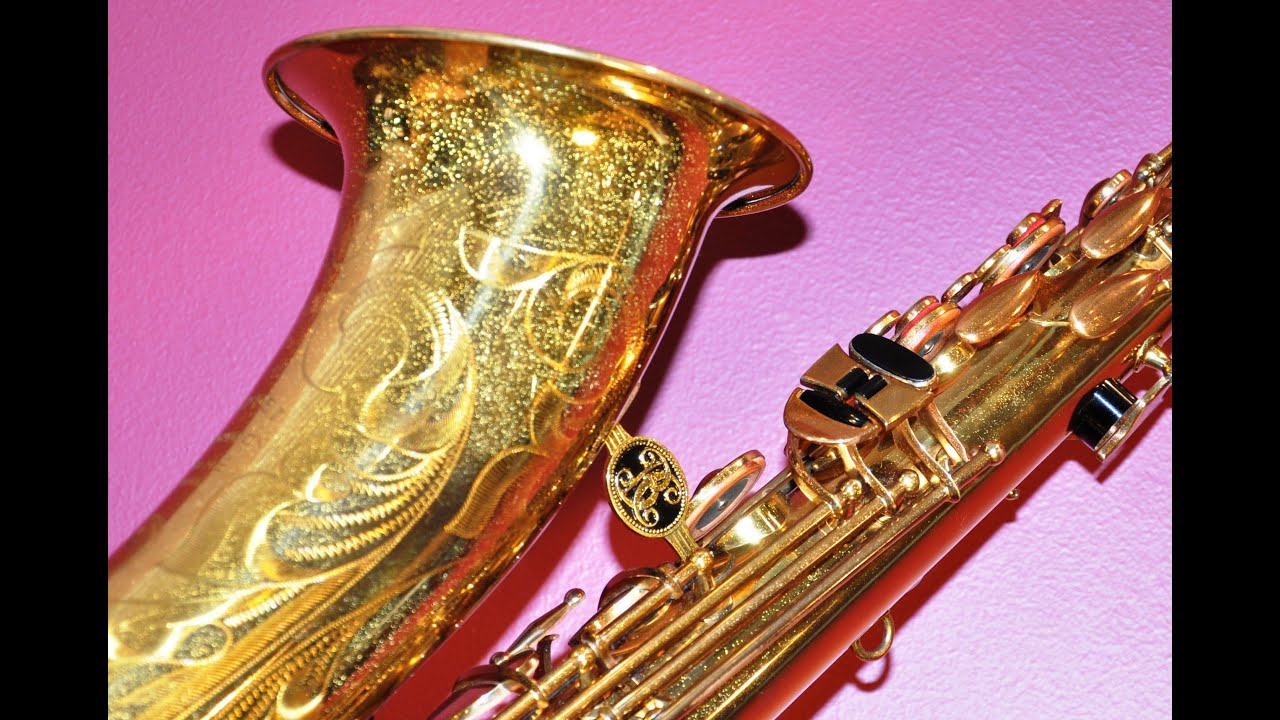 1959 buffet crampon super dynaction sda tenor saxophone demo youtube rh youtube com