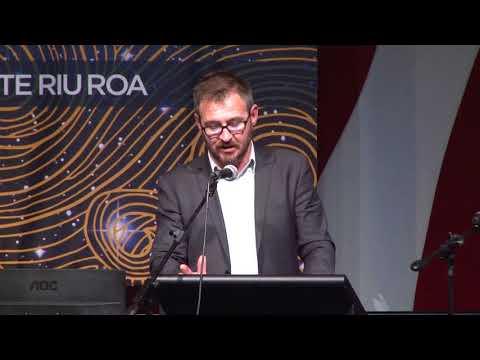 Jack Boyle Addresses NZEI Te Riu Roa Conference