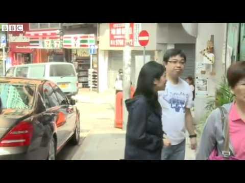 BBC News Is Hong Kong haunted