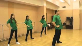 Танцевальная разминка 9 декабря