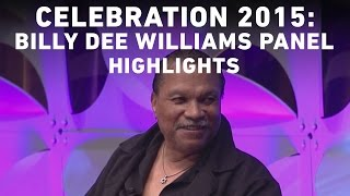 Billy Dee Williams Panel Highlights | Star Wars Celebration Anaheim