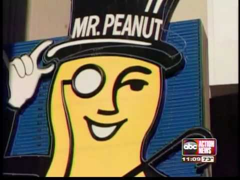 3,000 cocktail peanuts being recalled