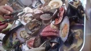 Pesta seafood!