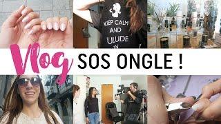 Vlog #20 - Mon ongle a EXPLOSÉ !