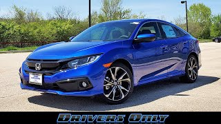 2020 Honda Civic - This Sport Sedan Rocks