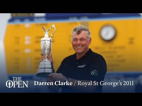 Darren Clarke wins at Royal St George's | The Open Official Film 2011