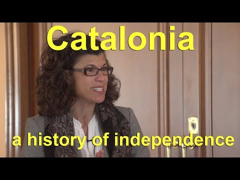Catalonia, Barcelona:  a proud history of independence, Spain