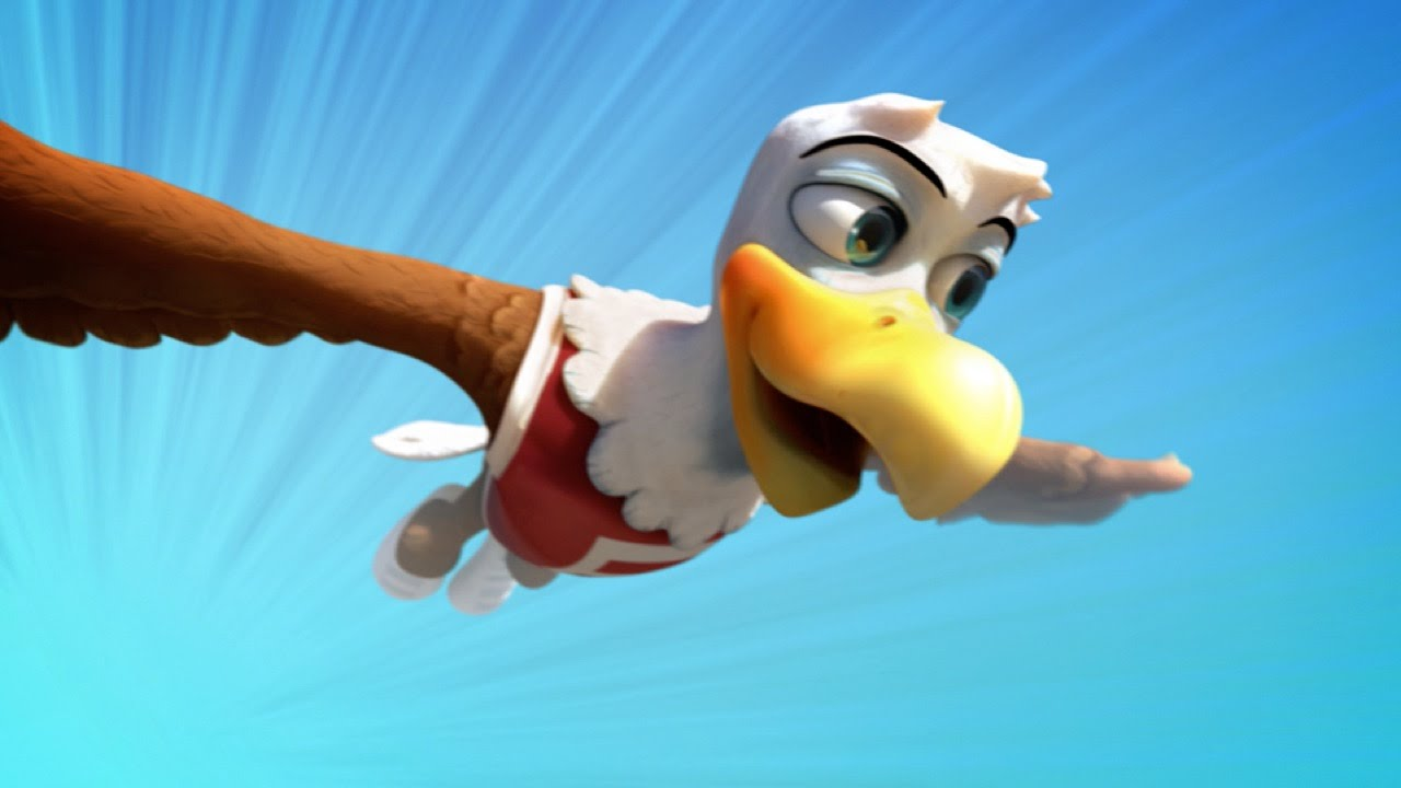 Learn Gun Safety with Eddie Eagle and the Wing Team - YouTube