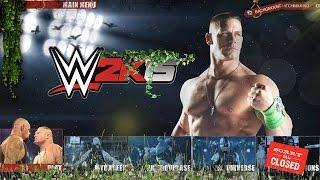WWE 2K15 Abandoned, Overgrown & Deserted (Concept)