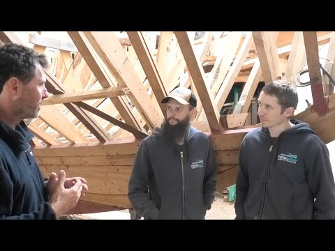Acorn to Arabella timber boat build