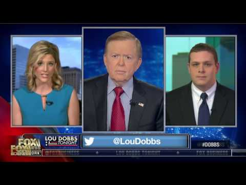 Lou Dobbs Tonight - Fox Business Network  (4/7/17) - Justice Gorsuch's Confirmation