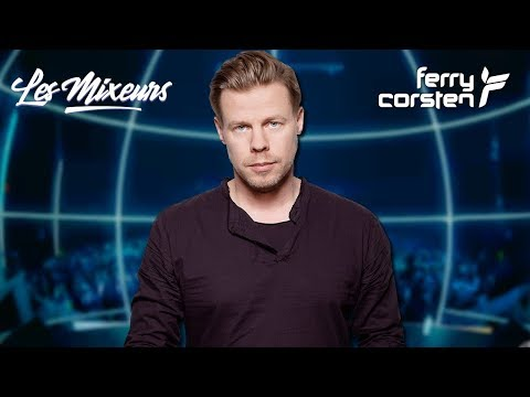Les Mixeurs - Interview Ferry Corsten @ADE 2017