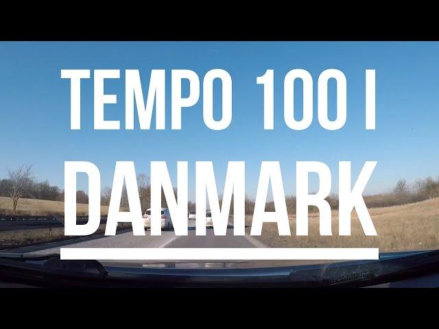 Tempo 100 til campingvogne i Danmark testes af Peer Neslein, Campingferie.dk