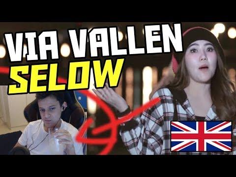 *REACTION* Via Vallen - Selow (Official - Via Vallen Selow Music Video)
