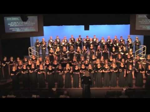 Stand together (Jim Papoulis) - Youth Chorale of Central Minnesota Combined Ensembles