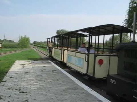 C50-403 Hortobágy diesel little train