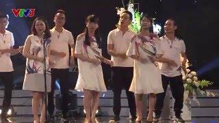 Vietnam's Got Talent 2016 - CHUNG KẾT 1 - Hail Holy Queen - Dàn hợp xướng trẻ công giáo Hà Nội