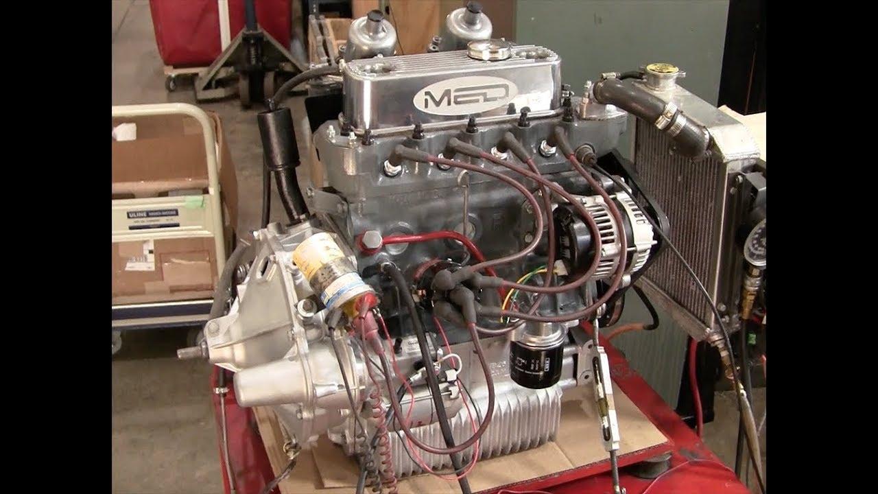 Classic Mini Engine Performance Enhancement