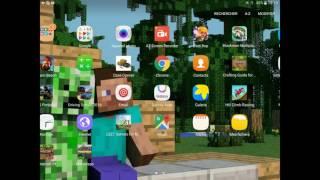 Comment régler le problème de son Minecraft pe .