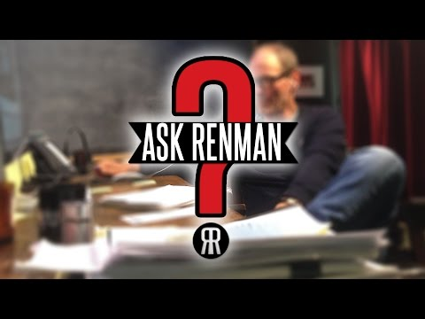 Ask Renman - Reaching Out to A&Rs and Writing Professional Letters