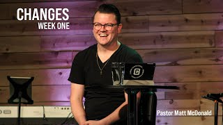 Changes Week 1 | Common Ground Church | 09/05/21