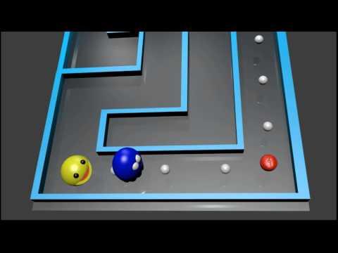 Animación en Blender: Pacman by mike_ob