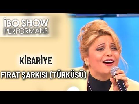 Fırat Şarkısı (Türküsü) | Kibariye | İbo Show Canlı Performans