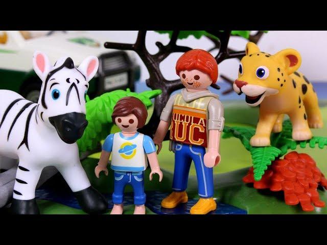 Playmobil • Myszka Minnie • ZOO • bajka po polsku