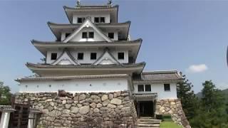 この1曲で,三城(郡上八幡城、犬山城、岐阜城)巡りができます。