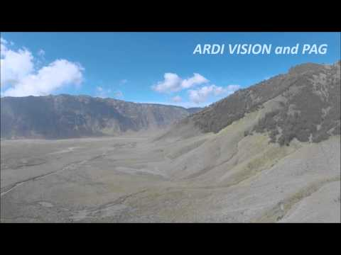 ARDI VISION and PAG TRIP IN BROMO 31 JULY 2014