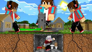 КАК МНЕ ПЕРЕЖИТЬ НАПАДЕНИЕ ГИГАНТОВ КОМПОТОВ В МАЙНКРАФТ 100% Троллинг Ловушка Minecraft