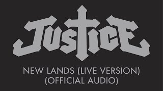 Justice - New Lands (Live Version)
