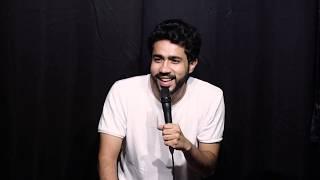 Trash Joke & Trial Show Snippets | Ghatia Comedy by Abhishek Upmanyu