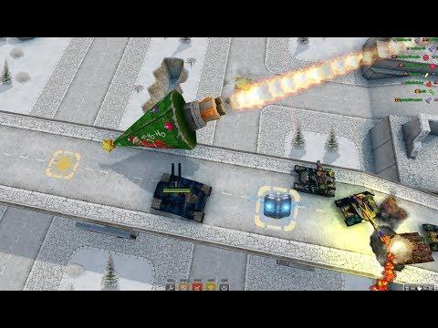 Tanki Online - Juggernaut GoldBox Montage On Meteorites!