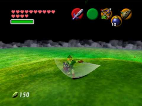 ocarina of time debug rom download