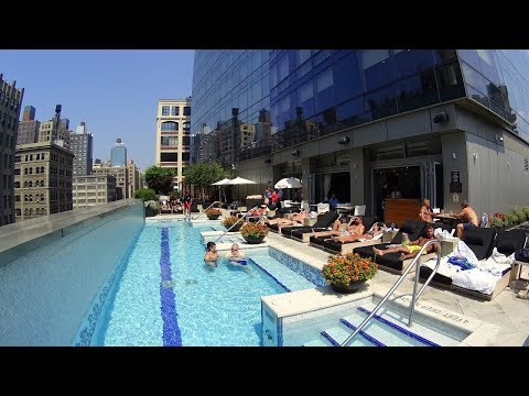 TRUMP SOHO - PENTHOUSE SUITE TOUR - (Now called The Dominick)