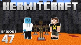 Hermitcraft 7 - Ep. 47: CRAZY STAND-OFF MATCH! (Minecraft 1.16) | iJevin