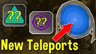 POH Nexus Now Allows Barrows teleport, Ape Atoll, Weiss and More! Weekly Recap 01/16/20[OSRS]