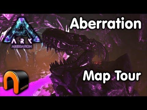 Ark - NEW ABERRATION MAP TOUR