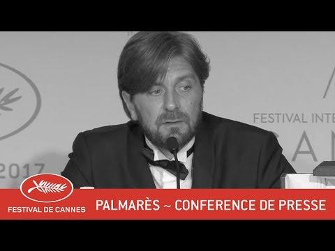 PALMARES - Conférence de presse - VF - Cannes 2017