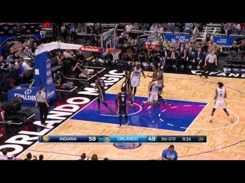 Indiana Pacers vs Orlando Magic   February 1, 2017   NBA 2016-17 Season